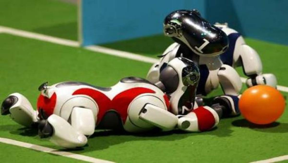 Τα ρομπότ εισβάλουν στην Αθήνα   Newsit.gr