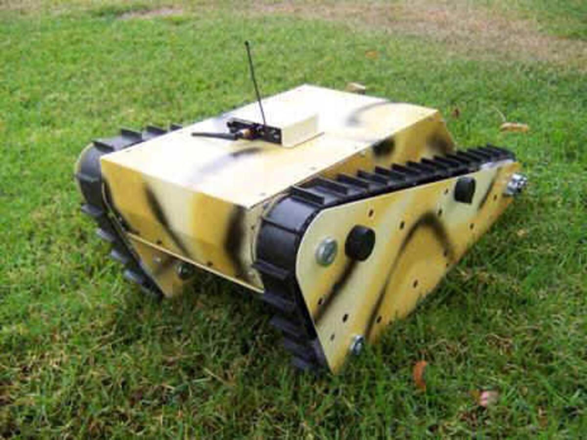 Ρομπότ στα σύνορα της χώρας   Newsit.gr
