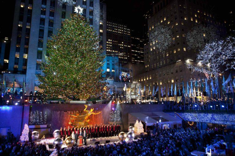 Η Νέα Υόρκη έβαλε τα καλά της! Φωτό και video   Newsit.gr