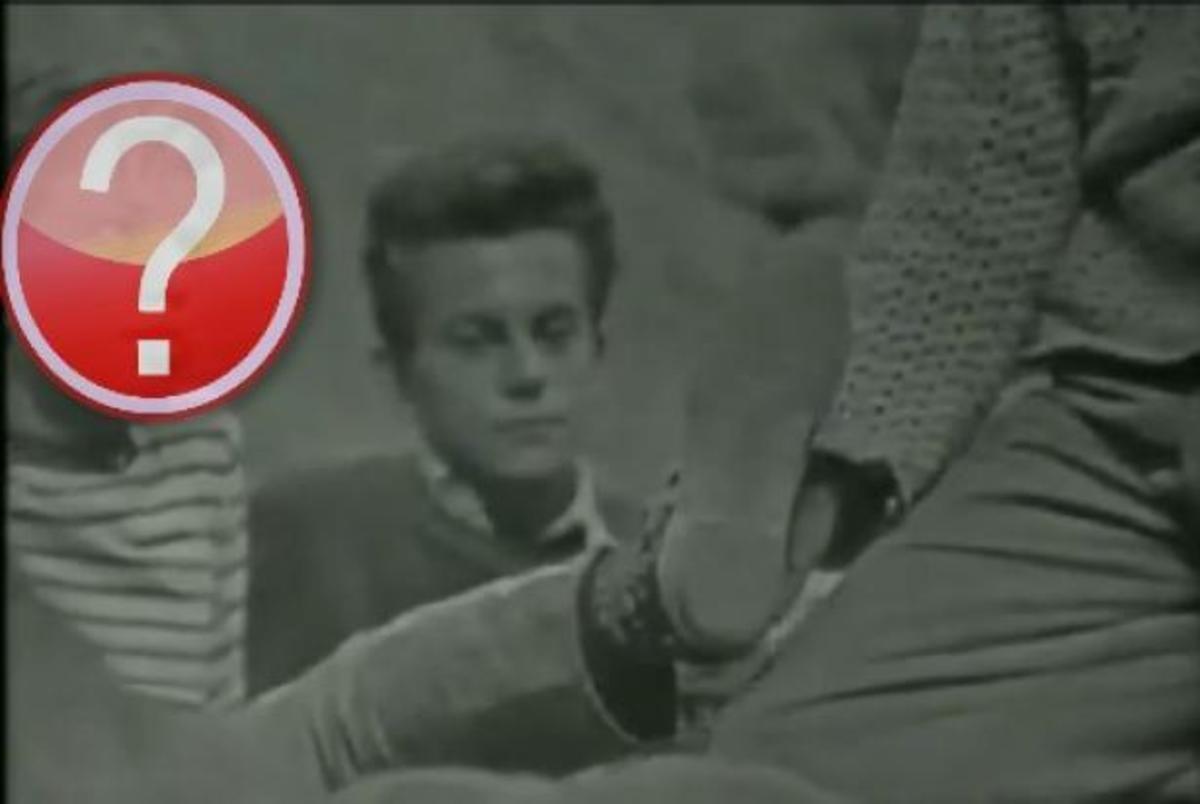 Ποιος rockstar έκανε το… μοντέλο παπουτσιών στα 15 του; | Newsit.gr