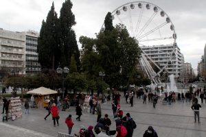 Η… απάντηση του Δήμου Αθηναίων για την ασφάλεια της ρόδας στο Σύνταγμα