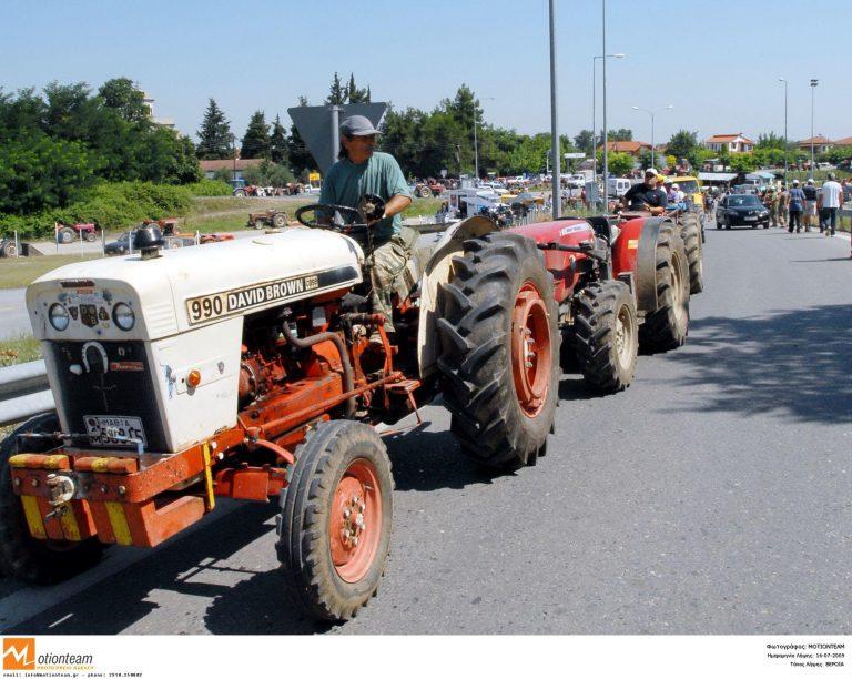 Τα τρακτέρ στους δρόμους   Newsit.gr