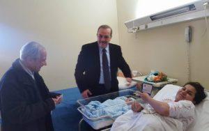 Ρόδος: Γεννήθηκε το πρώτο προσφυγόπουλο στο νοσοκομείο της πόλης