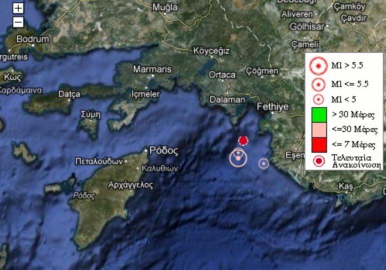 Σεισμός 5 Ρίχτερ ταρακούνησε το νησί της Ρόδου | Newsit.gr