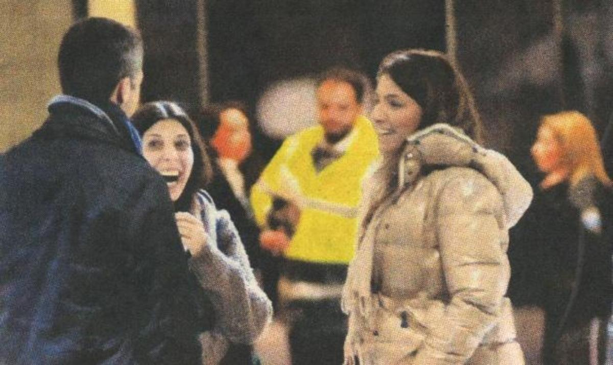 Ε. Παπαρίζου – Α. Καψάλης: Ερωτευμένοι στη Ρόδο! Φωτογραφίες | Newsit.gr