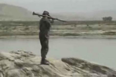 Ψάρεμα με …ρουκέτες στο Αφγανιστάν! ΒΙΝΤΕΟ | Newsit.gr