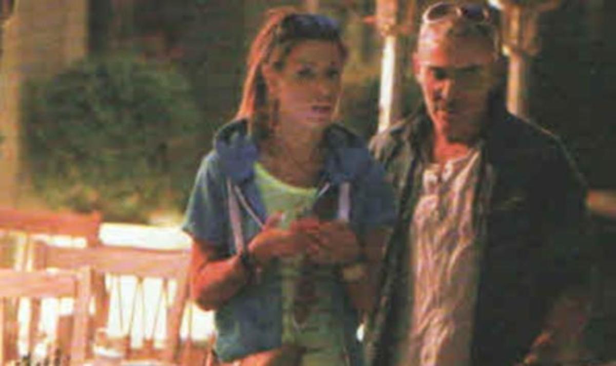 Σ. Ρόκκος – Ε. Γκόφα: Δεν κρύβουν τον έρωτά τους! Δες φωτογραφίες   Newsit.gr