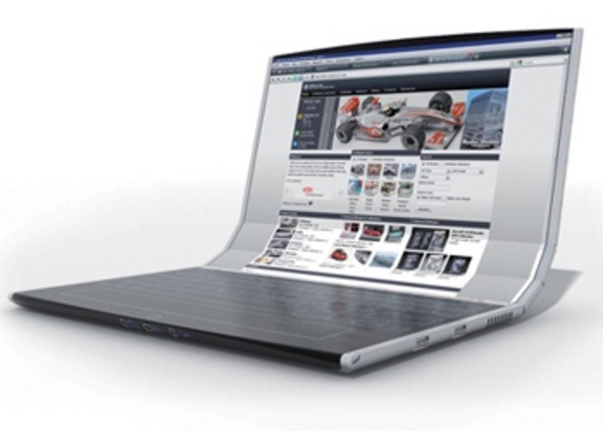 Ενα laptop απο το μέλλον | Newsit.gr