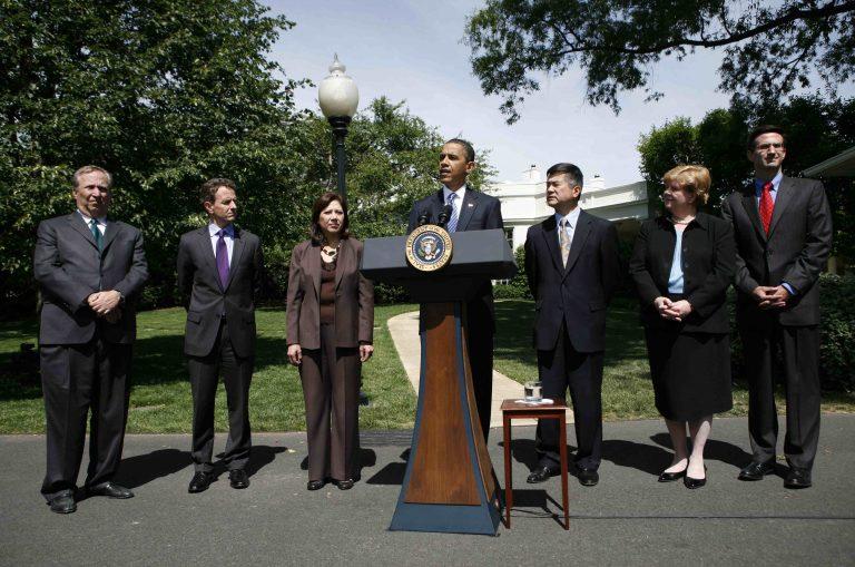 «Η αμερικανική οικονομία εξακολουθεί να χρειάζεται περαιτέρω ώθηση» | Newsit.gr