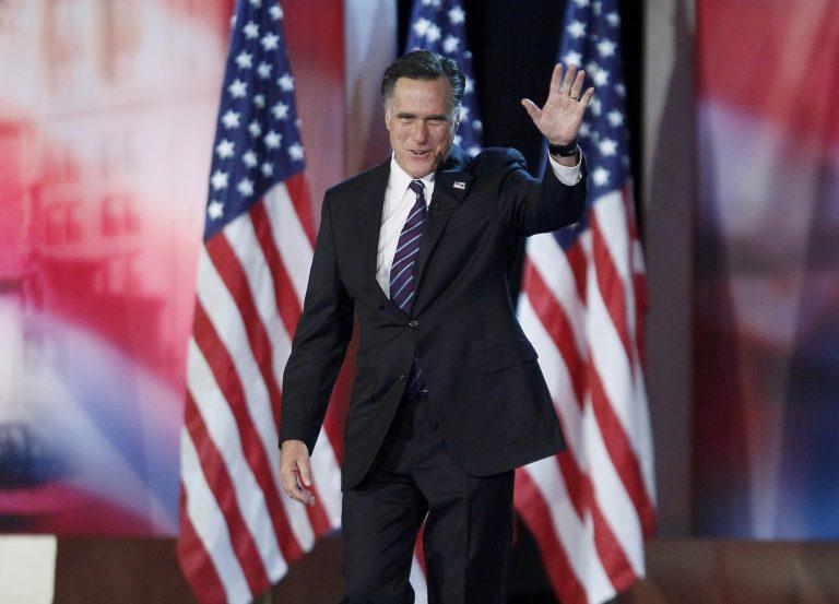 Ρόμνεϊ: Προσεύχομαι για τον Ομπάμα | Newsit.gr