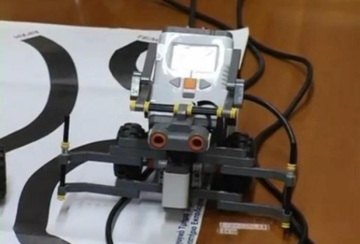 Κρήτη: Ρομπότ στα σχολεία από τα χέρια των μαθητών – ΒΙΝΤΕΟ | Newsit.gr