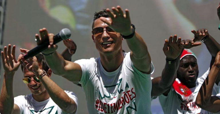 Ρονάλντο: Τα λόγια του Σάντος με σημάδεψαν | Newsit.gr