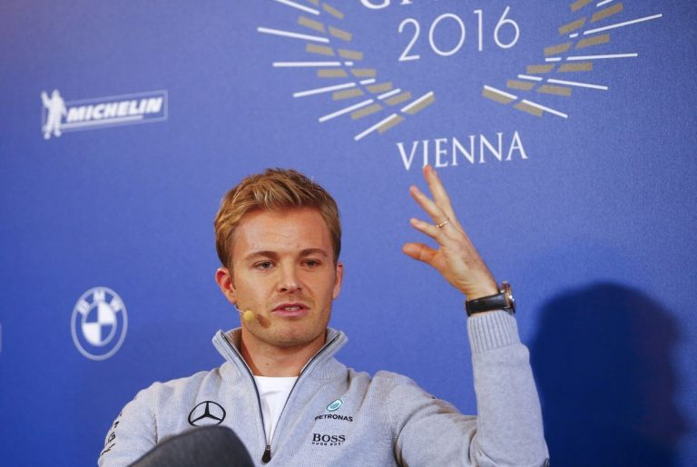 "F1: ""Βόμβα""! Αποσύρεται ο Ρόσμπεργκ | Newsit.gr"
