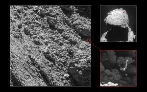 Η Rosetta «πέθανε» στα 12 της χρόνια