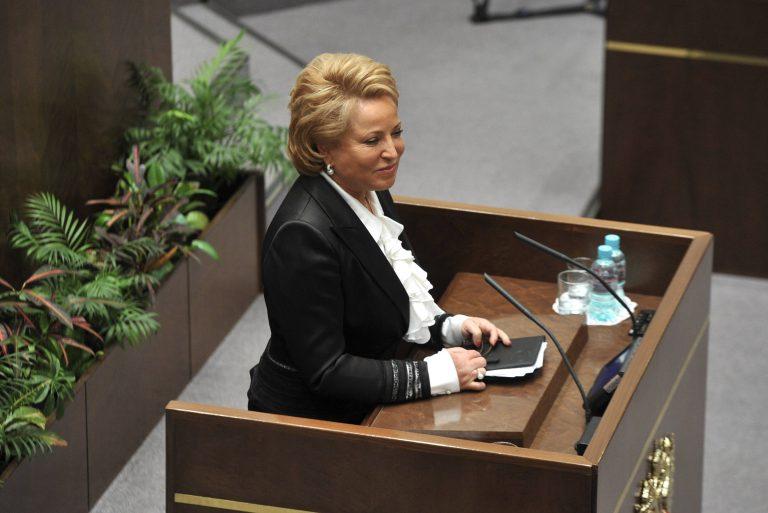 Αυτή είναι η πρώτη γυναίκα πρόεδρος της Ρωσίας! | Newsit.gr