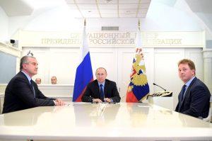 Άρχισε να λειτουργεί ο αγωγός που μεταφέρει στην Κριμαία ρωσικό φυσικό αέριο
