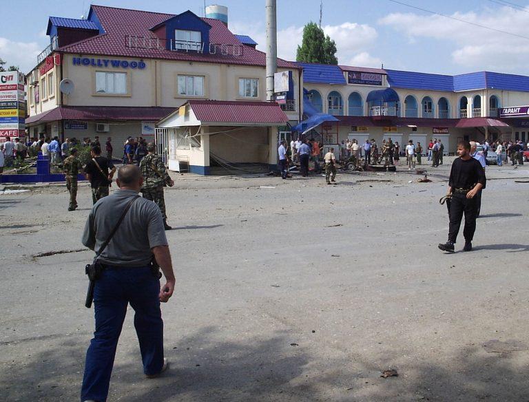 Επτά νεκροί σε συγκρούσεις του στρατού με αντάρτες στο Νταγκεστάν   Newsit.gr