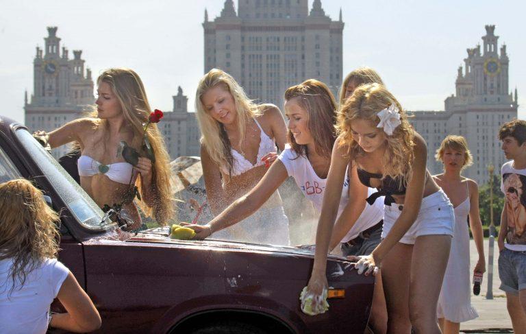 Δεύτερο καλοκαίρι με καύσωνα στη Ρωσία   Newsit.gr