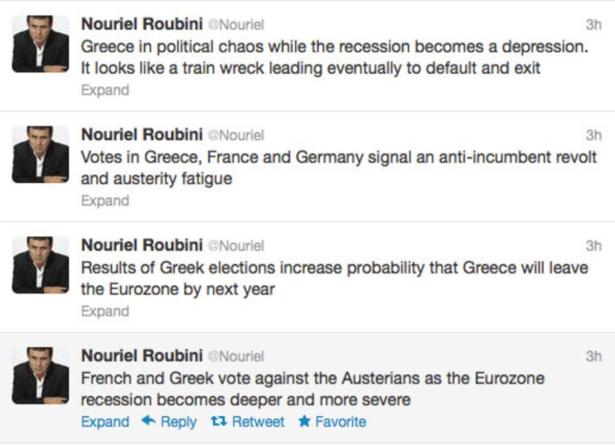 «Πολιτικό χάος στην Ελλάδα, φεύγει από το ευρώ ως του χρόνου» | Newsit.gr