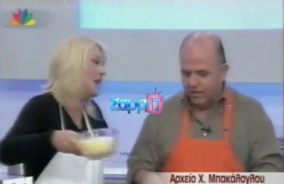 Κι όμως… η Ρούλα μαγείρευε με τον Μουρατίδη! | Newsit.gr