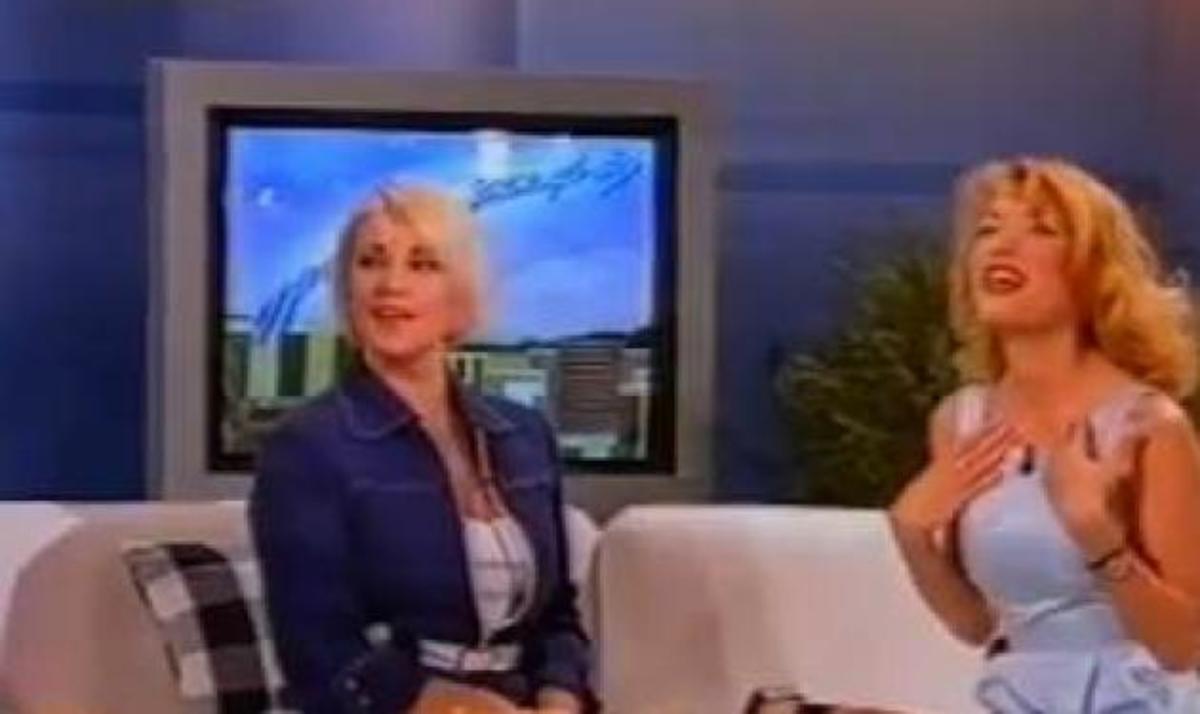 Όταν η Ελ. Μενεγάκη γιόρτασε τα 5α γενέθλια του Πρωινού Καφέ με τη Ρ. Κορομηλά! Βίντεο | Newsit.gr