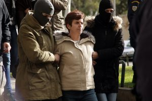 Πόλα Ρούπα: Κατέθεσε μήνυση για το παιδί της