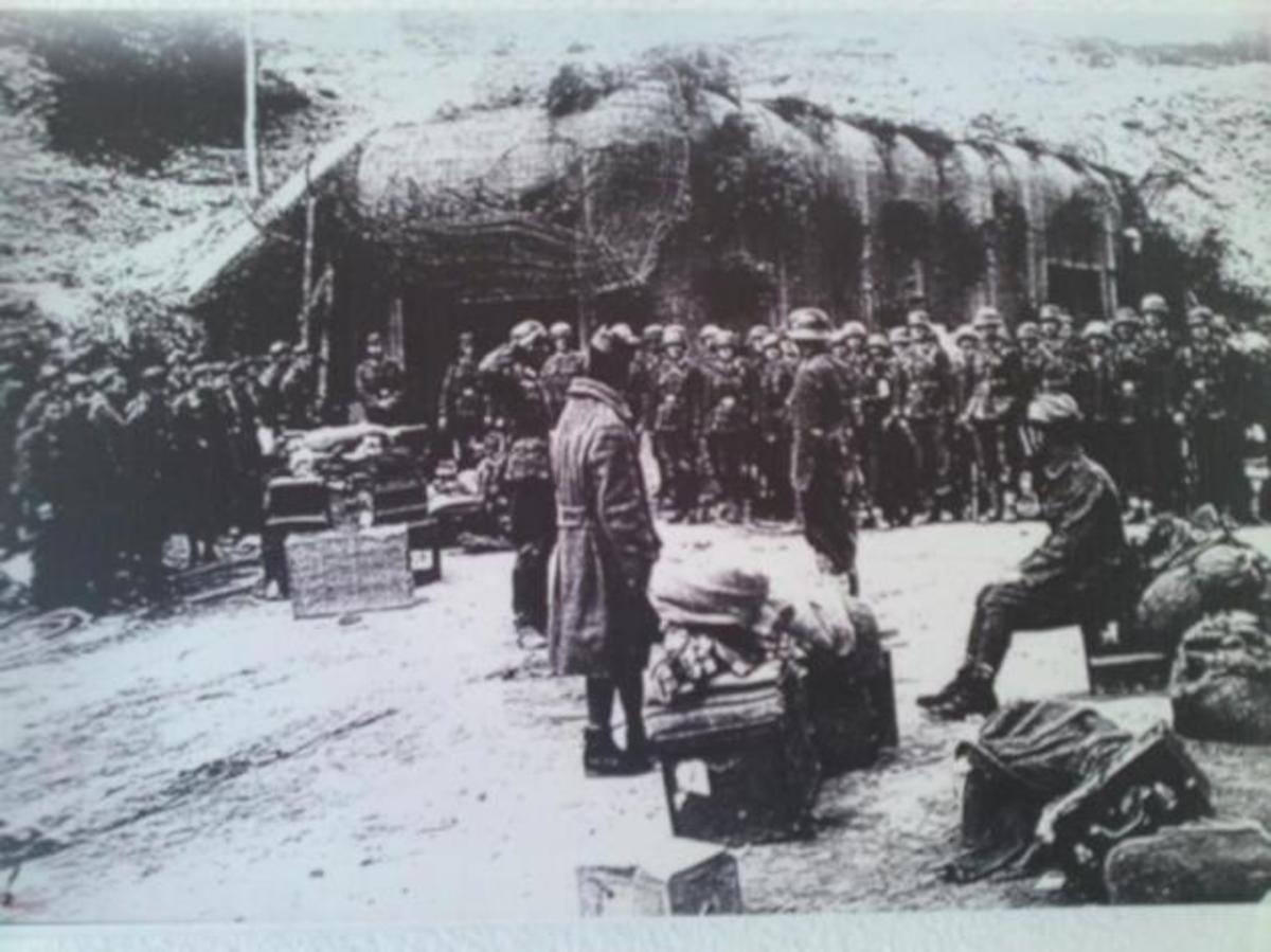 Γερμανική εισβολή 1941: Ποιοι αντιστάθηκαν μέχρι θανάτου και ποιοι έφυγαν τρέχοντας [pic]