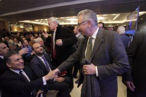 Θόδωρος Ρουσόπουλος: Ανοιχτό το ενδεχόμενο να επιστρέψει στην πολιτική – «Τουρκικό σχέδιο οι πυρκαγιές του 2007»