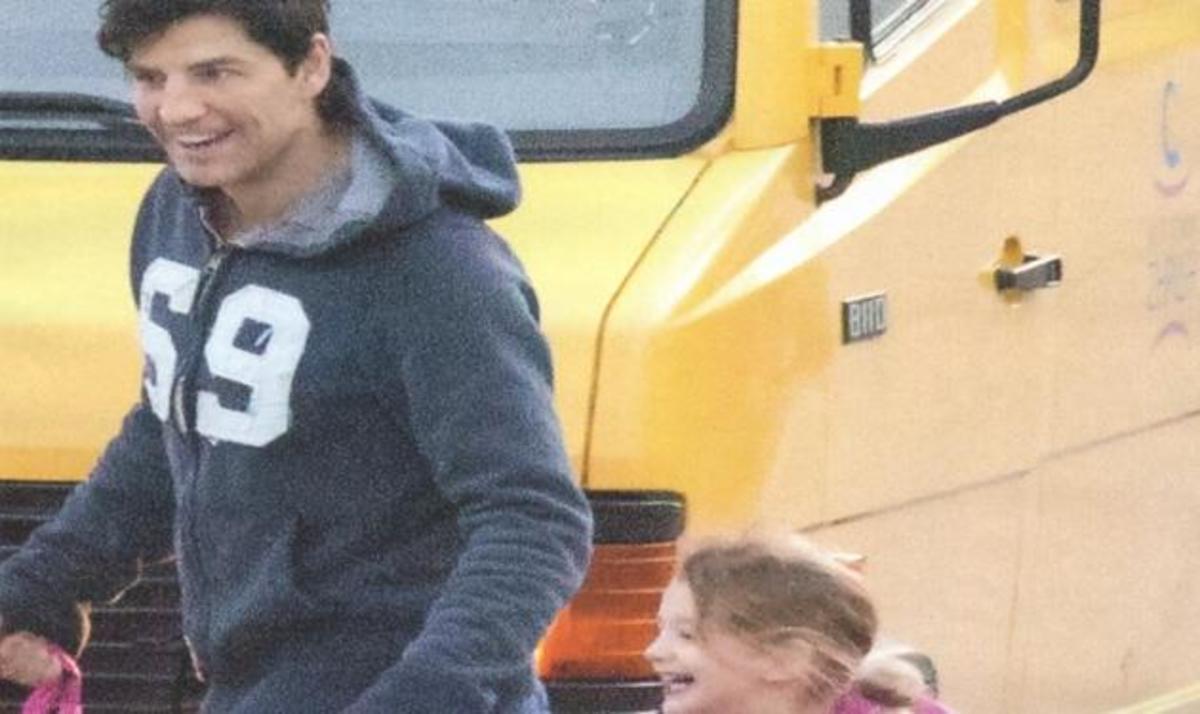 Σ. Ρουβάς – Σ. Χρηστίδου: Το σχολικό είναι υπόθεση του μπαμπά και της μαμάς! Φωτό   Newsit.gr