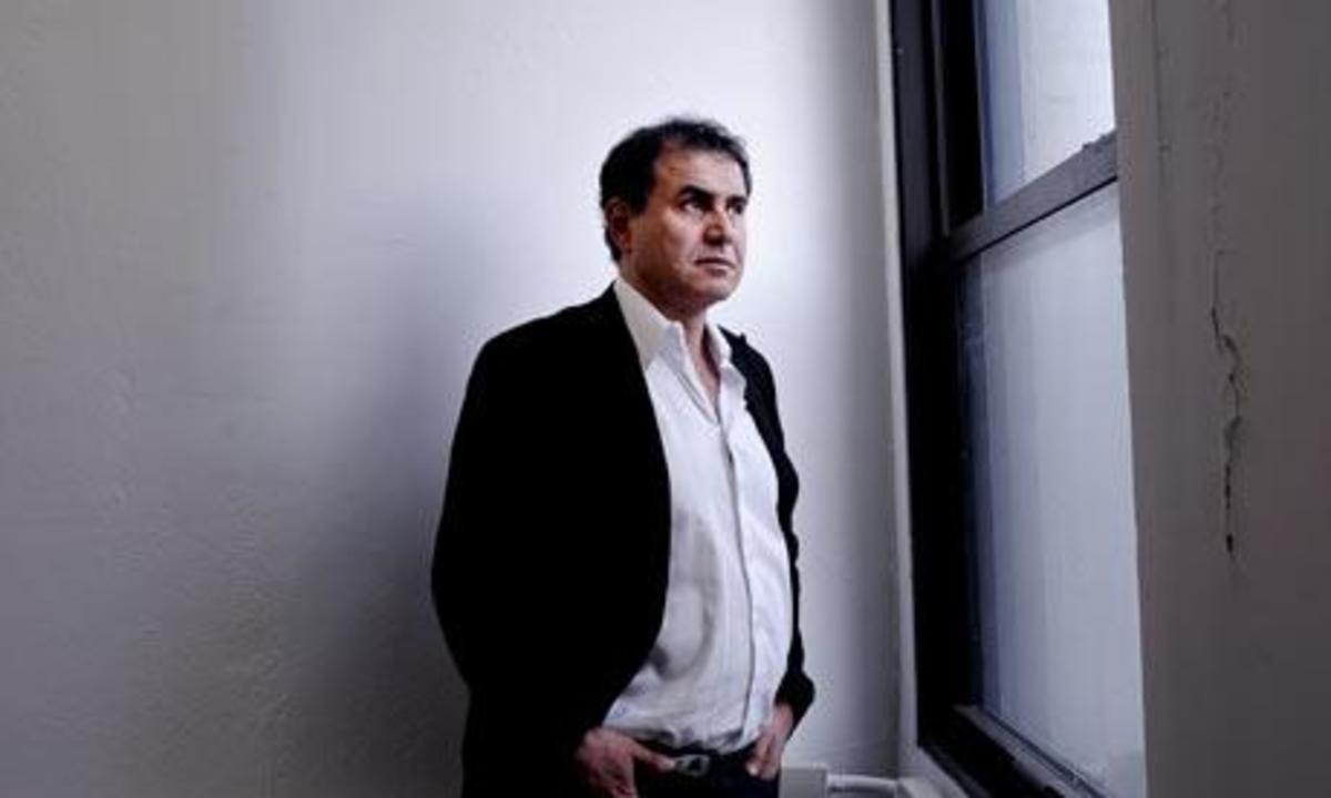 Φάσκει και αντιφάσκει ο Ρουμπινί | Newsit.gr