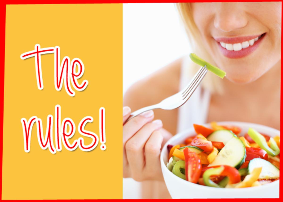 Diet Lessons! Ο δεκάλογος της σωστής διατροφής σε βοηθά να χάσεις κιλά… | Newsit.gr