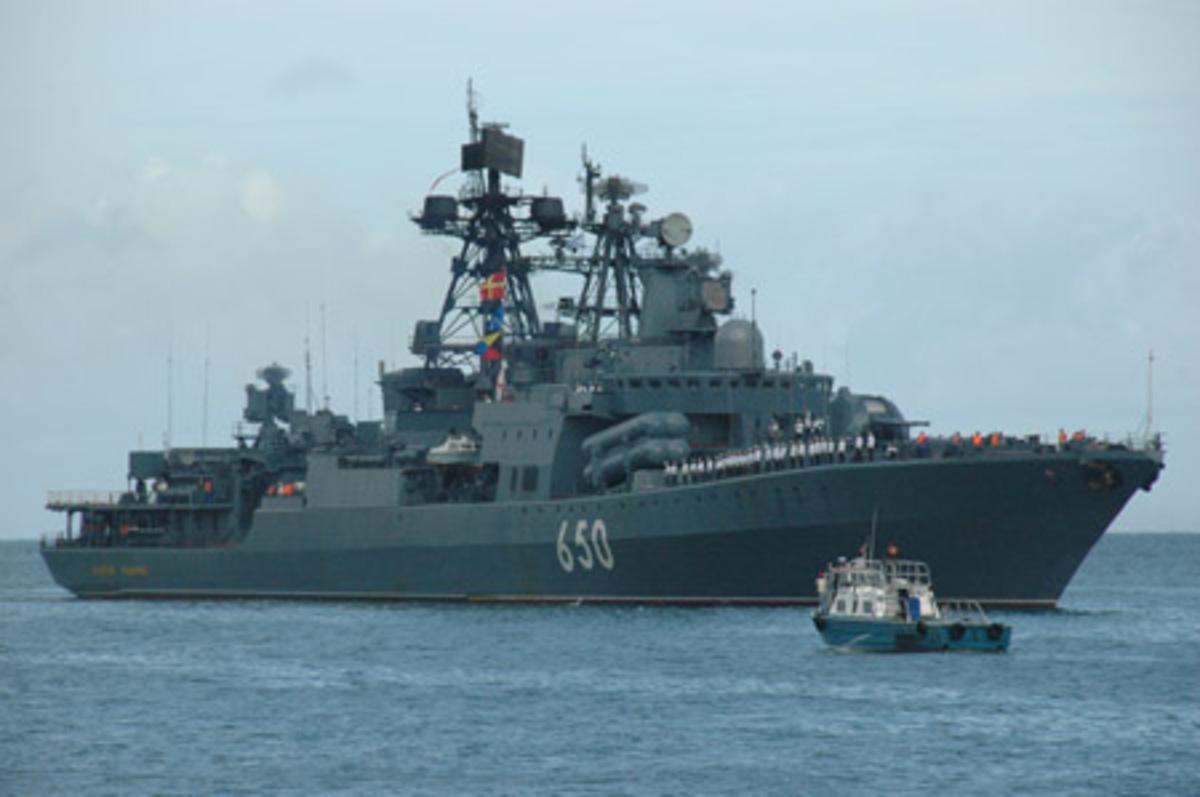 Ρωσικά πλοία στον Πειραιά | Newsit.gr