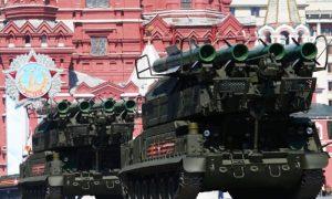 Οι προετοιμασίες για την μεγάλη στρατιωτική παρέλαση στη Μόσχα [vids]