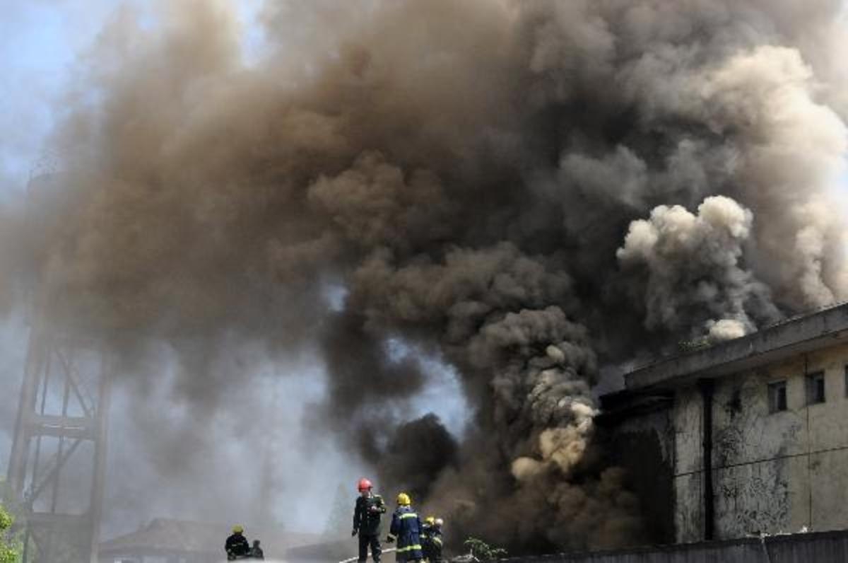 Πυρκαγιά σε αποθήκη πυρομαχικών του ρωσικού στρατού | Newsit.gr