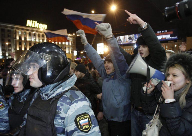 «Μια Ρωσία χωρίς τον Πούτιν» – Χιλιάδες ξανά στους δρόμους της Μόσχας | Newsit.gr