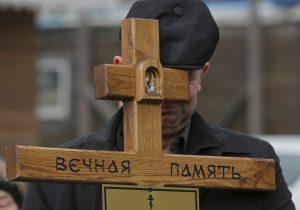 Αγία Πετρούπολη: Συγκινεί ο ήρωας μηχανοδηγός του μοιραίου συρμού!