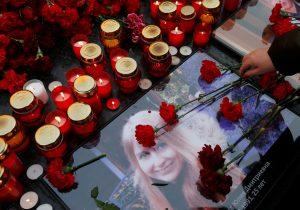 Αγία Πετρούπολη: Βουβός πόνος και φόρος τιμής στα θύματα [pics]