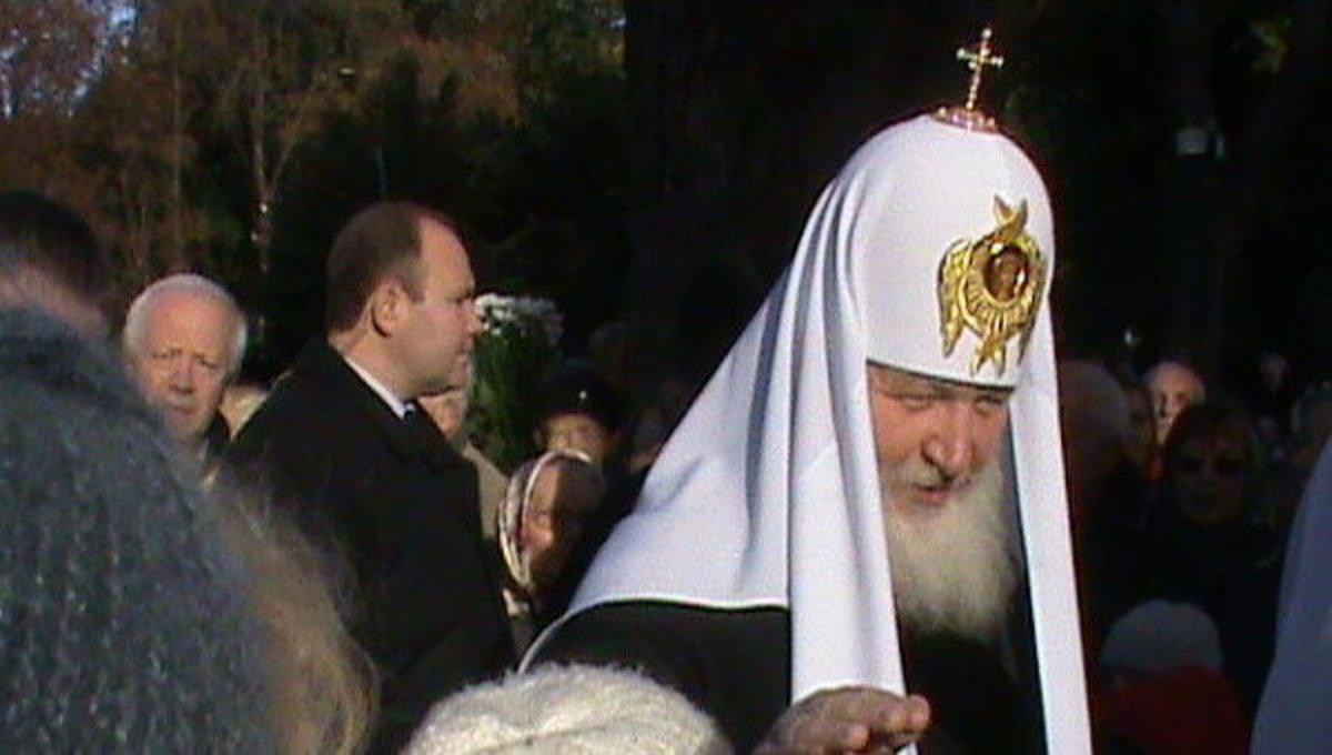 Ο Πατριάρχης Ρωσίας θέλει να ταξιδέψει στο διάστημα   Newsit.gr