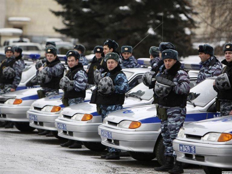 Ρωσία: Έκρηξη σε κηδεία σκότωσε 6 αστυνομικούς | Newsit.gr