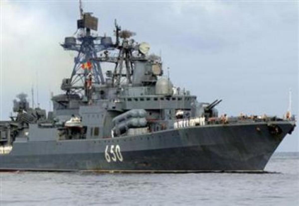Τι θελουν οι Ρώσοι στη Μεσόγειο – Γιατί προετοιμάζονται | Newsit.gr