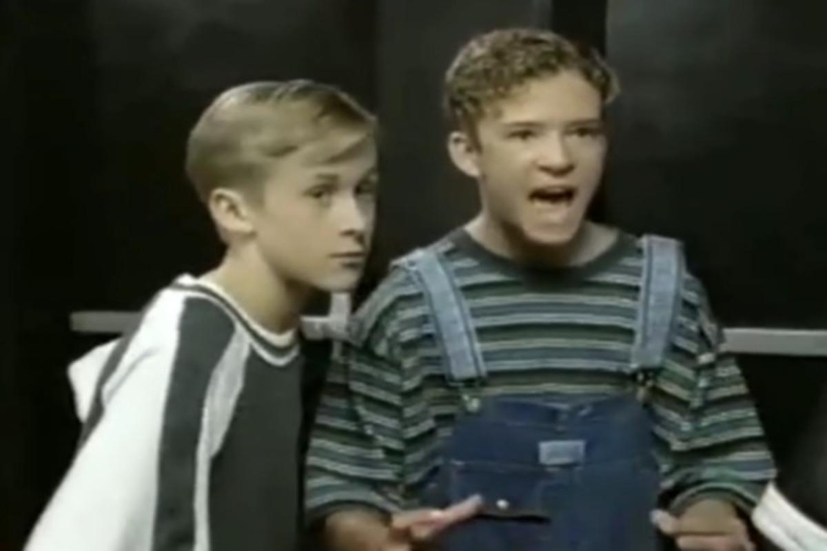 Όταν ο Gosling, o Timberlake, η Spears και η Aguilera ήταν ακόμη… juniors! | Newsit.gr