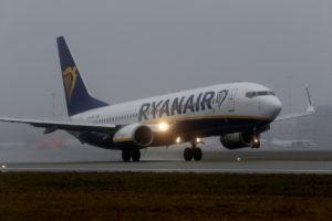 Συνεργασία της Ryanair με το Erasmus για προσφορές σε φοιτητές