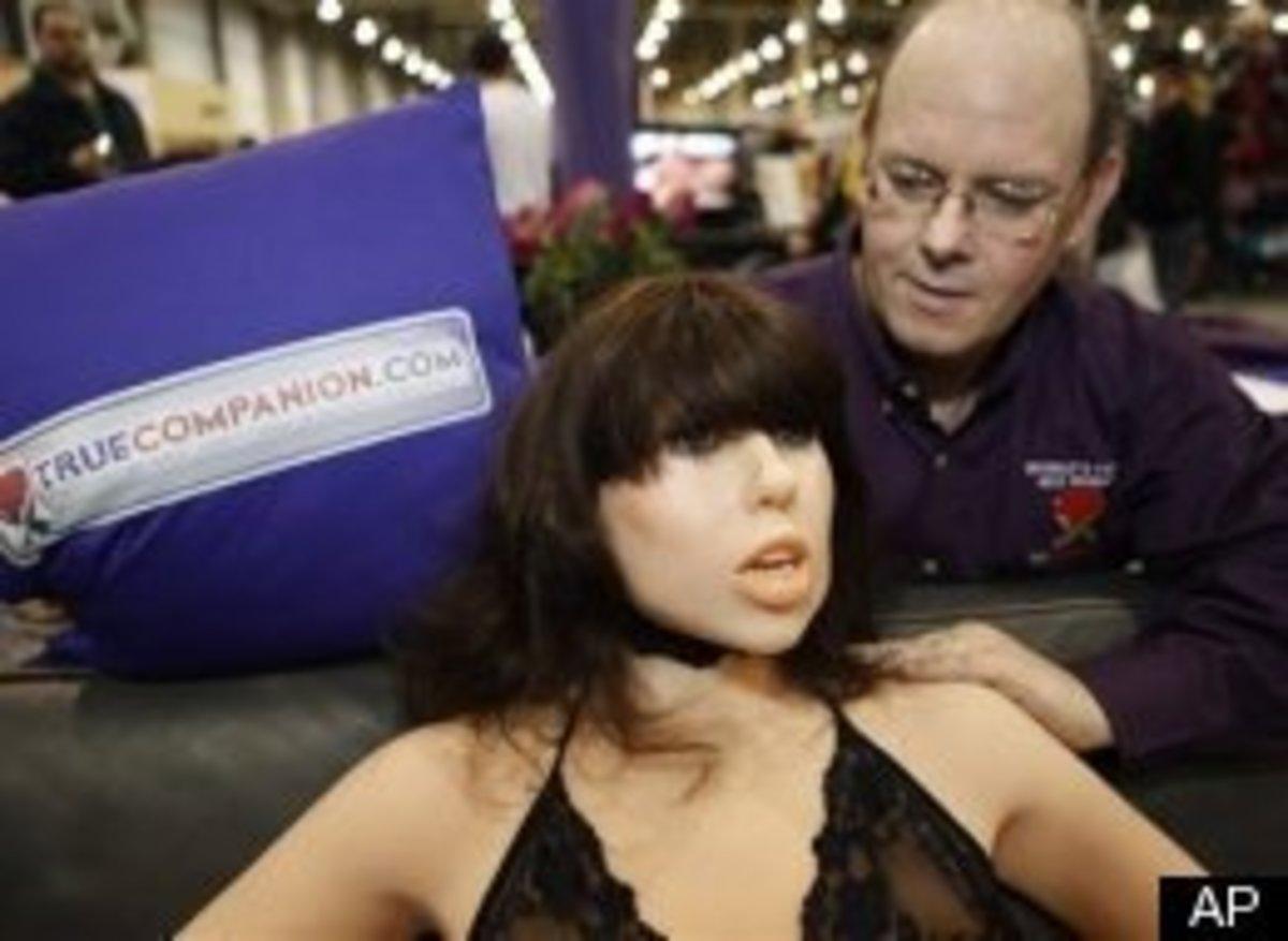 To πρώτο sex robot του κόσμου είναι γεγονός!   Newsit.gr