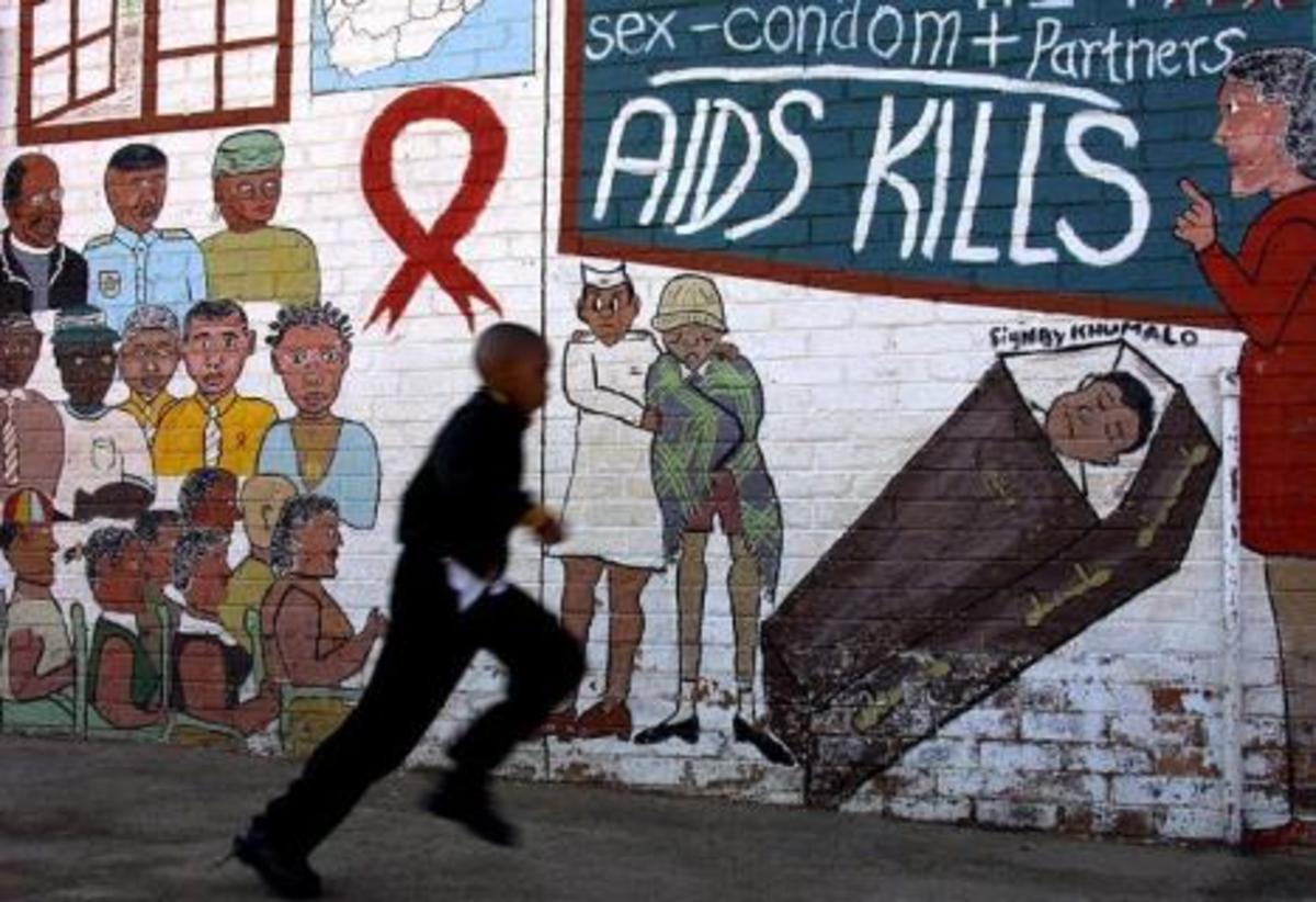 Θερίζει το AIDS στη Ν.Αφρική | Newsit.gr