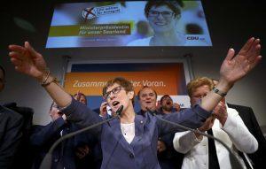Εκλογές Ζάαρλαντ: Φαγωμάρα ήδη στο στρατόπεδο Σουλτς