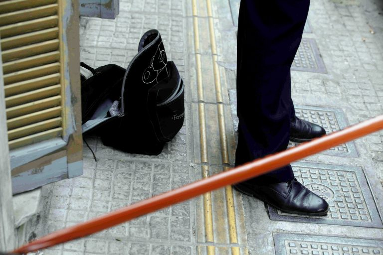 Γιάννενα: Ξέχασαν σακίδιο με μολότοφ! | Newsit.gr