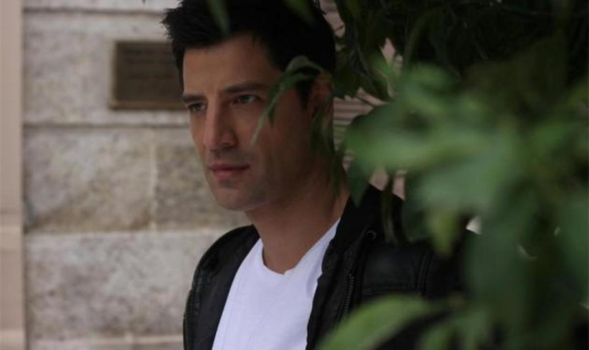 Σ. Ρουβάς: Γυρίζει το νέο του video clip ΤΩΡΑ! Φωτογραφίες | Newsit.gr