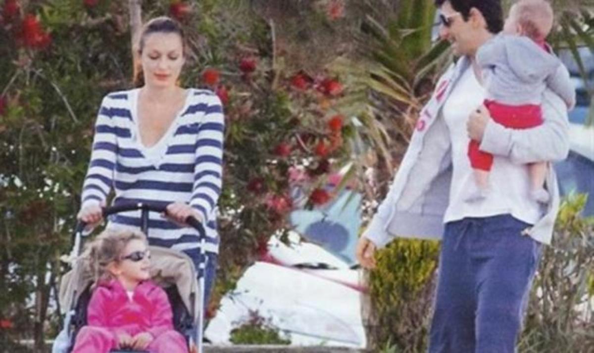 Σ. Ρουβάς Τι λέει για το φύλο του μωρού; | Newsit.gr