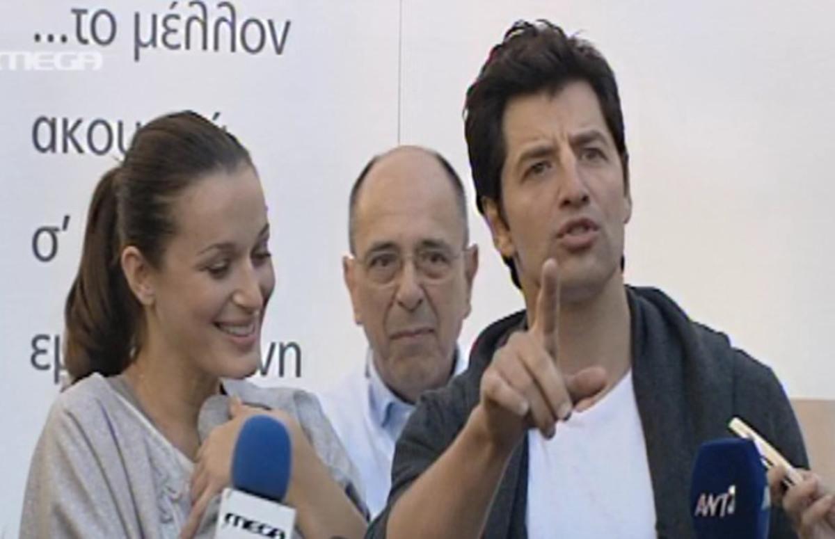 Ο Σάκης κάνει παρατήρηση στους δημοσιογράφους! Σε παραλήρημα οι πρωινές εκπομπές! | Newsit.gr