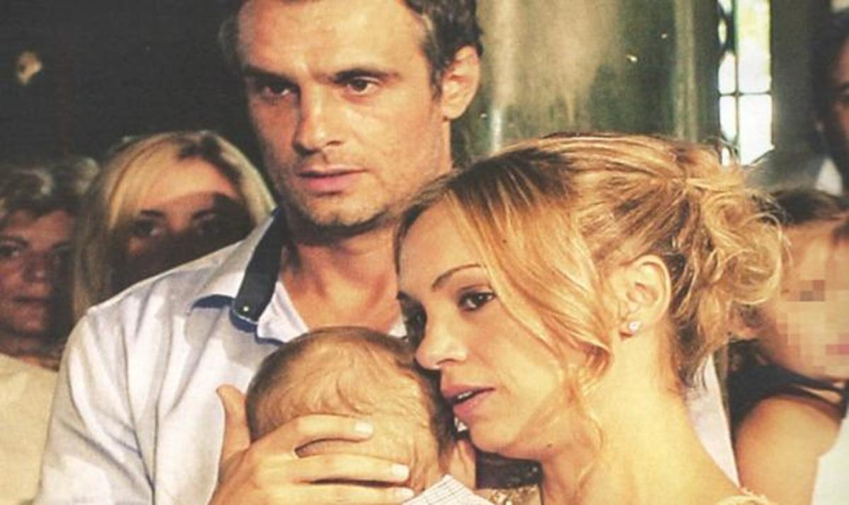 Λ. Σακκά: Βάφτισε τον γιο της, Μάριο! Φωτογραφίες | Newsit.gr
